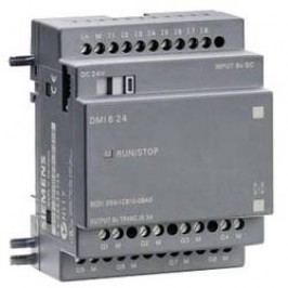 PLC rozšiřující modul Siemens LOGO! DM16 24 6ED1055-1CB10-0BA0, 24 V/DC