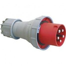 CEE zástrčka na kabel 035-6 PCE, 63 A, IP67
