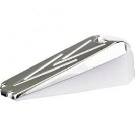 Alarm dveřní zarážka X4-LIFE 701376, 120 dB, bílá, stříbrná