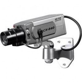 Atrapa kamery s blikající LED diodou 24220