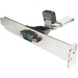 Sériový kabel Digitus AK-610300-003-E, DSUB 9 pól. ⇒ DIN