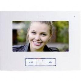 Vnitřní jednotka pro domácí videotelefon m-e, Vistus VD 607, bílá