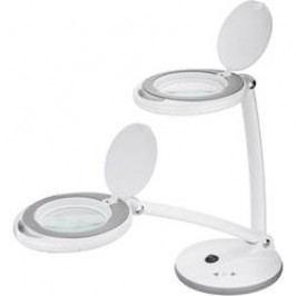 Stolní lupa s LED osvětlením FixPoint, 77455, 5 W