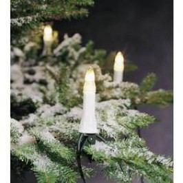 Vánoční řetěz vnější Konstsmide, 25 žároviček, 2,2 m, 75 W, teplá bílá