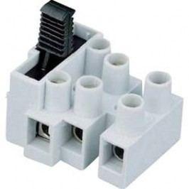 Svorka Adels-Contact, 503 SI/3 DS, 0,5 - 2,5 mm², 3pólová, přírodní