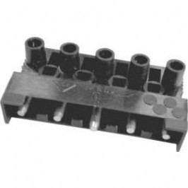 Svorka Adels-Contact, 151185 V9, 2,5 - 2,5 mm², 5pólová, černá