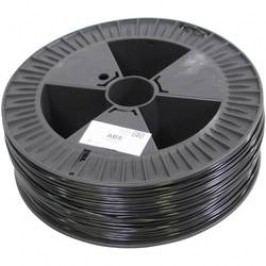 Náplň pro 3D tiskárnu, German RepRap 100107, ABS, 3 mm, 2,1 kg, černá