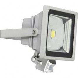 Venkovní LED reflektor s PIR detektorem XQ lite XQ1224, 30 W, šedá