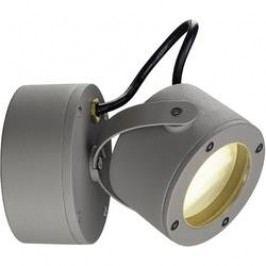 Venkovní nástěnné svítidlo SLV Sitra 360 231514, GX53, šedá