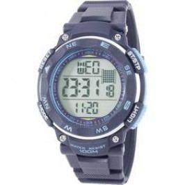 Digitální hodinky Renkforce Sport, YP-11532-04, modrá