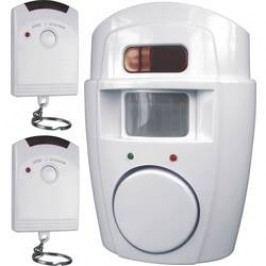 Bezdrátový alarm s detektorem pohybu Elro SC09, 105 dB