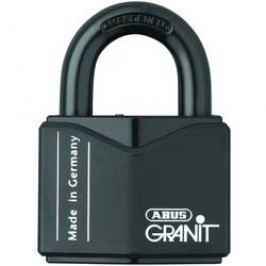 Visací zámek na klíč ABUS ABVS00838, 63 mm, černá