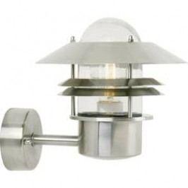 Venkovní nástěnné svítidlo Nordlux Blokhus 25011034, E27, nerez