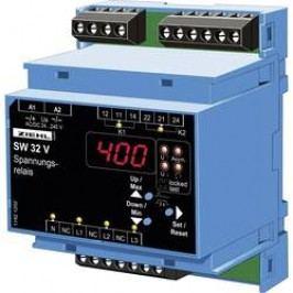 Univerzální napěťové monitorovací relé Ziehl SW32V, S222279, 24 - 270 V DC/AC