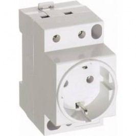 Zásuvka na DIN lištu ABL Sursum SD230, 16 A, 250 V, bez víčka