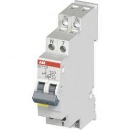 Vypínač s LED E211X 16A-20,16 A, 250/400 V, 2NO, žluté LED, 2CCA703110R0001