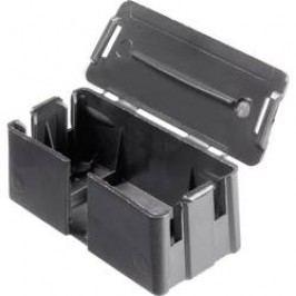 Propojovací krabice Adels-Contact 542163 pro 3pólové konektory A-C série 500, černá