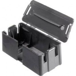 Propojovací krabice Adels-Contact 542162 pro 2pólové konektory A-C série 500, černá