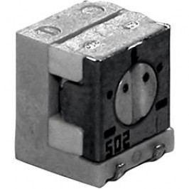SMD trimr cermet TT Electro, ovl. boční, HC04, 2800587255, 5 kΩ, 0,25 W, ± 20 %