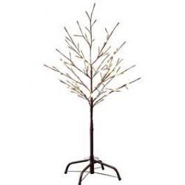 LED vánoční stromeček Konstsmide 3377-600, do sítě, hnědá