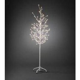 LED vánoční stromeček Konstsmide 3378-100, do sítě, bílá