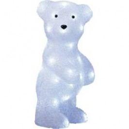 Venkovní akrylátový LED lední medvěd Polarlite PDE-01-001, do sítě