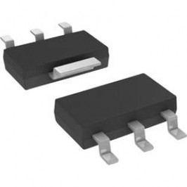 Tranzistor pro malý signál Infineon Technologies BSP 89 6 Ω, 240 V, 360 mA SOT 223
