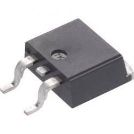 MOSFET (HEXFET/FETKY) International Rectifier IRL3302S HEXFET D2PAK 0,020 Ω, 39 A D2PAK