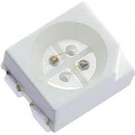 SMD LED Kingbright, KAA-3528ESGS, 20 mA, 2 V, 120 °, 15 mcd, červená/zelená