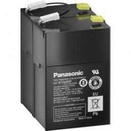 Olověný akumulátor, 12 V/4,5 Ah, Panasonic LC-R124R5P