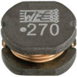 SMD tlumivka Würth Elektronik PD2 744775210, 120 µH, 0,67 A, 7850
