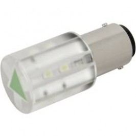 LED žárovka BA15d CML, 18560351, 24 V, 1050 mcd, zelená