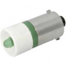 LED žárovka BA9s CML, 18602351, 24 V, 2250 mcd, zelená