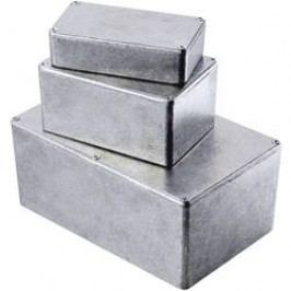 Tlakem lité hliníkové pouzdro Hammond Electronics 1590WDEBK, (d x š x v) 200 x 120 x 60 mm, černá