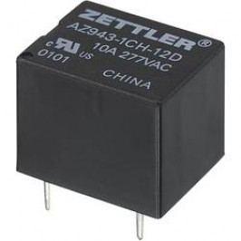 Relé do DPS Zettler Electronics 503611, 12 V/DC, 15 A, 1 přepínací kontakt, 1 ks