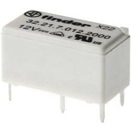 Miniaturní Print relé, série 32 Finder 32.21.7.024.2000, 6 A, 400 V/AC (AC1) 1500 VA