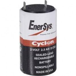 Olověný akumulátor, 2 V/8 Ah, D-cell, Hawker Energy