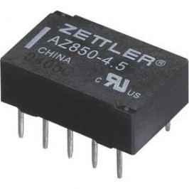 Polarizované relé Zettler Electronics AZ850P1-5, 1 A 30 V/DC/125 V/AC 30 V/DC/1 A, 125 V/AC/0,5 A