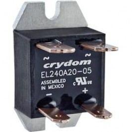 Elektronické zátěžové relé série EL Crydom EL240A20-12, 20 A