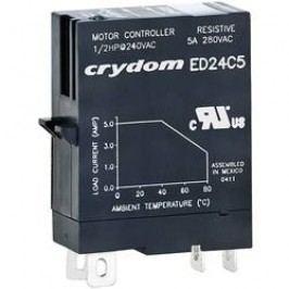 Zásuvné polovodičové relé Crydom, ED24D5, 5 A