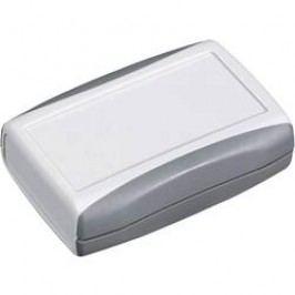 Univerzální pouzdro ABS Pactec PPL-2AA, 110 x 63 mm, šedá (PPL-2AA)