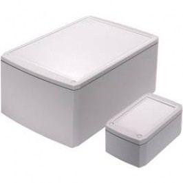 Univerzální pouzdro ABS Axxatronic, (d x š x v) 190 x 115 x 75 mm, šedá