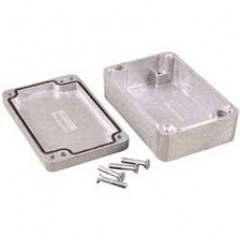 Univerzální pouzdro hliníkové Hammond Electronics 1550Z103, (d x š x v) 98 x 64 x 34 mm, přírodní
