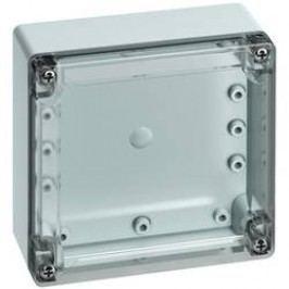 Svorkovnicová skříň ABS Spelsberg TG ABS 1212-6-to, (d x š x v) 124 x 122 x 55 mm, šedá