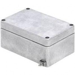 Univerzální pouzdro hliníkové Weidmüller, (d x š x v) 57 x 125 x 80 mm