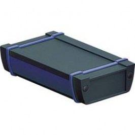 Univerzální pouzdro hliníkové Bopla ASPH 1030-200, (d x š x v) 200 x 98,5 x 32,8 mm, grafit