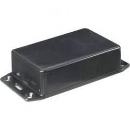 Euro pouzdro Hammond Electronics 1591SFLBK, (d x š x v) 110 x 82 x 44 mm, černá
