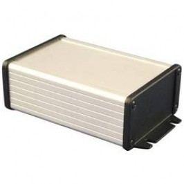 Univerzální pouzdro hliníkové Hammond Electronics 1457K1202BK, (d x š x v) 120 x 84 x 44,1 mm, černá