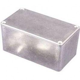 Univerzální pouzdro hliníkové Hammond Electronics 1550LBK, (d x š x v) 165 x 127 x 76 mm, černá