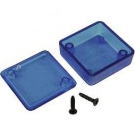 Univerzální pouzdro ABS Hammond Electronics, (d x š x v) 50 x 50 x 20 mm, modrá